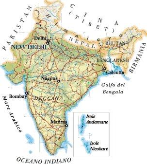 Cartina Rajasthan India.Onlymen56 India Rajasthan 2008